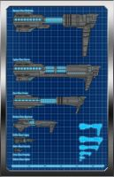 Galactic Federation Warships by GuiMontag