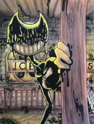Bendy and the Ink Machine by FullmetalDevil