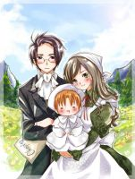 APH: Like a Family by arielucia