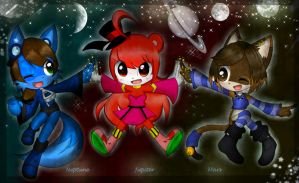 CE: Team Planet by Melky9714