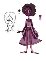 Plum Pearl by SmasherlovesBunny500