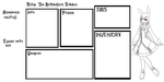 Milix Sheet example type by MightyMaki