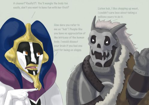 Pointless crossover argument by G-manluver