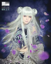 JX Online-WanHua Little Girl by King Crimso by aoandou