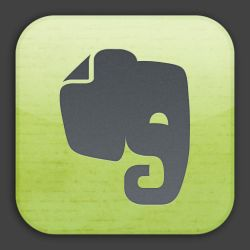 Evernote by loobootoo