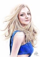 Amanda Seyfried by LauraCatrinella