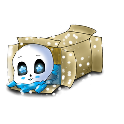 Bluberry in a box by NichigoTheCat