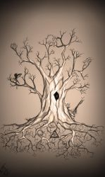 TREE OF ILLUSION by Theosky666