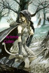 Artemis the Huntress ID by Artemis-Cullen