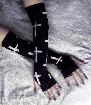 Lucien Arm Warmers by ZenAndCoffee