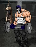 Bane Workout by D-Stone