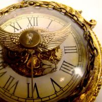 Steampunk Bling Pocketwatch 2 by SteamSociety
