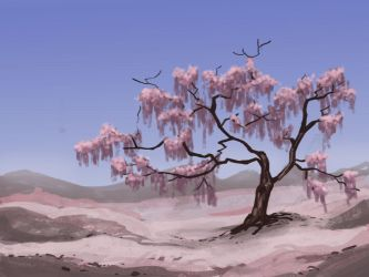 Cherrytree by chaypeta