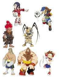 SD Street Fighter 2 by UdonCrew