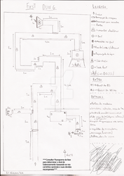 Abyss Project -Mine Catacomb Dungeon Layout Sketch by HeadmasterGD