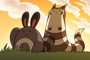 The Sentret Family