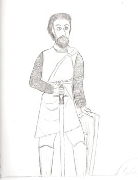 William Wallace Sketch by Nerdroditie