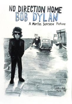 Bob Dylan - No Direction Home by yohunny