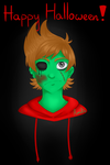 Zombie Tord by AmitiArt