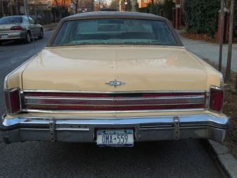 1976 Lincoln Continental V by Brooklyn47