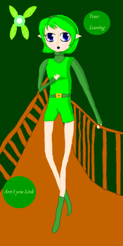 Saria by Zelda1and2Link