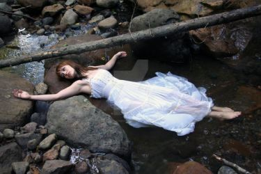 Drowned by PersephoneStock
