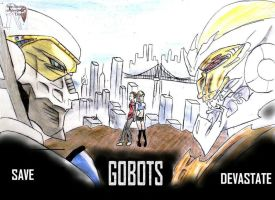GOBOTS the movie 2007 by puticron