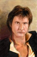 Han Solo by SkyWookiee