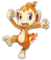 390 Chimchar
