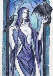 Nocturnal by LadySiryna