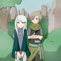 yoya and yagura by minai28