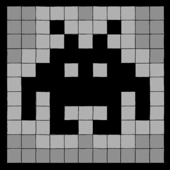 Love Space Invaders by SubDooM