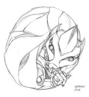 Transformers Hatchling by RHPotter