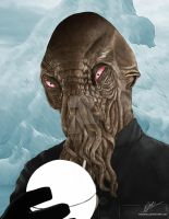 Doctor Who Month #3: Ood Sigma by andepoul