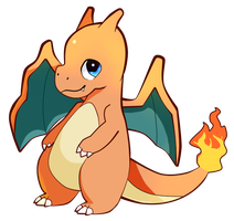 Charizard by Foxpokes