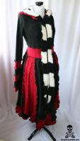 Queen of Hearts Sweater Coat 3 by smarmy-clothes