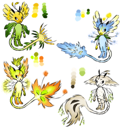 Spring-ish Ato adopts Sold by dragnilu