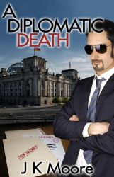 A Diplomatic Death - eBook Cover by policegirl01