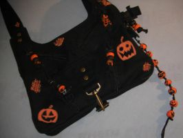 Halloween Bag by Snaecka