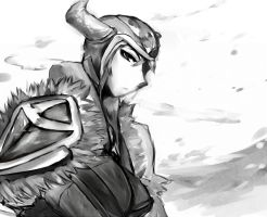 Sejuani by sioso