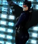 Catwoman cosplay costume for V4 by Terrymcg