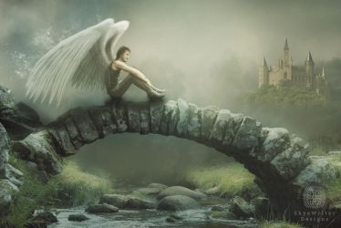 Bridge of Angels by SkyeWriterDesigns