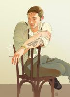 A Brighter Thing_Eames by fanlay