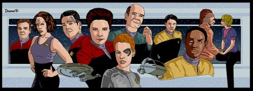 Voyager Banner by Damon1984