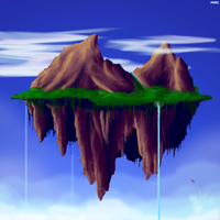The floating island by jr9000