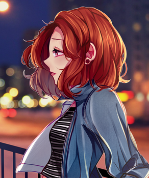 city night by mimikkun
