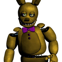 Spring Bonnie Part 1 (Commission) by Shaddow24