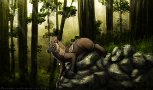 CM: Canis-ferox by TornTethers