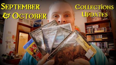 September And October Collections Updates by EldritchSecrets