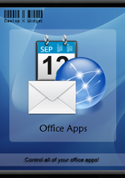 Office apps Controller for DX by GeekGod4